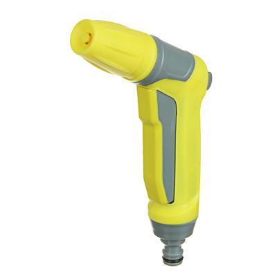 INBLOOM BY Пистолет садовый для полива, регулировка потока, регулятор давления, ABS+TPR
