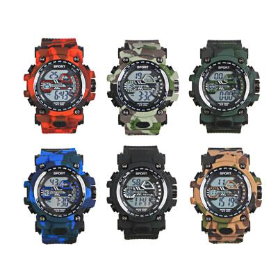Часы электронные наручные BERIOTTI, 1х2032, 6 цветов
