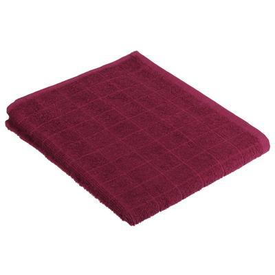 PROVANCE Линт Полотенце махровое, 100% хлопок, 50х90см, ягодный