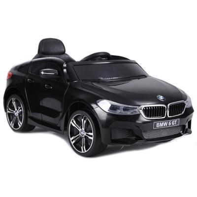 Электромобиль BMW GT, 3-5 км/ч, черный