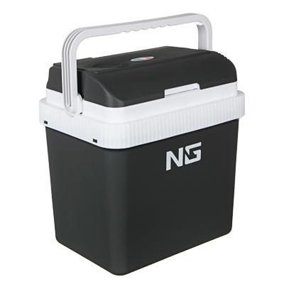 NG Холодильник автомобильный 12В/220В, серый