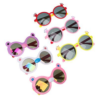 GALANTE Очки солнцезащитные детские, пластик, 127х44мм/125x44мм, 2 дизайна