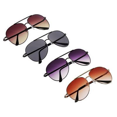 GALANTE Очки солнцезащитные мужские, пластик, металл, 152х55мм, 4 цвета