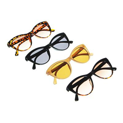 GALANTE Очки солнцезащитные женские, пластик, 142х42мм, 4 цвета
