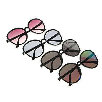 GALANTE Очки солнцезащитные женские, пластик, 146х54мм, 4 цвета