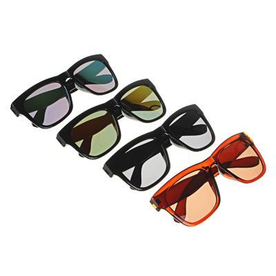 GALANTE Очки солнцезащитные для взрослых, пластик, 142х44мм, 4 цвета