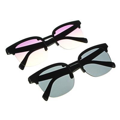 GALANTE Очки солнцезащитные для взрослых, пластик, 145х47мм, 2 цвета