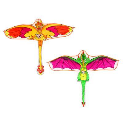 BY Воздушный змей 160см, текстиль, 2 дизайна