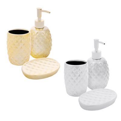 VETTA Набор для ванной 3 пр., керамика,