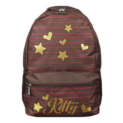 Ройал Китти Рюкзак подростковый, 38x30x14см, ПЭ, 1 отделение, 3 кармана, уплотненные лямки