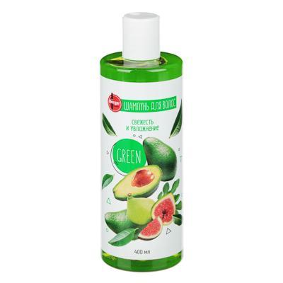 Шампунь Borger Cosmetics Green 400мл