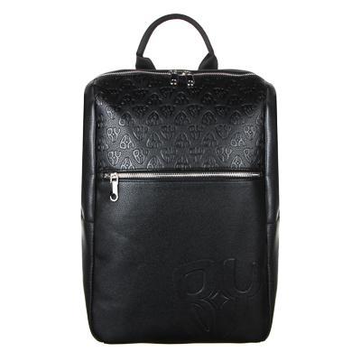 Рюкзак городской BY, 40х27х14 см, экокожа, 1 отделение, 1 карман