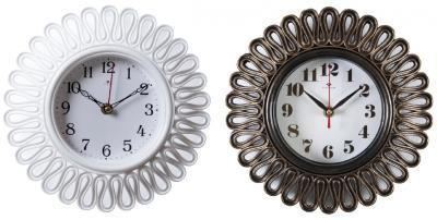 Часы настенные круг витой d=13см, 2 цвета