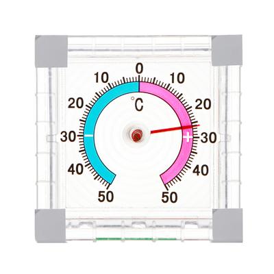 INBLOOM Термометр оконный Биметаллический (-50 +50), блистер - 1