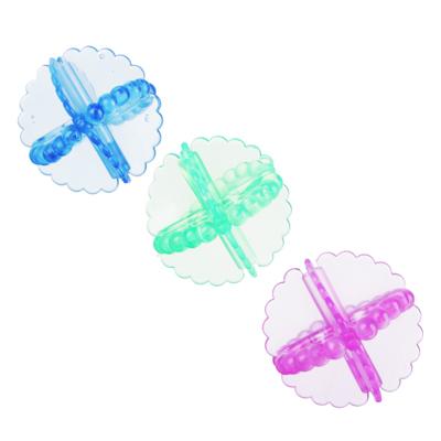 VETTA Набор мячей для стирки белья 3шт, ПВХ, d5,5см - 1