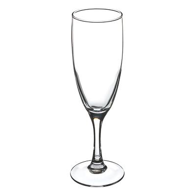 LUMINARC Французский ресторанчик Набор бокалов 6шт для шампанского, стекло, 170мл, H9452 - 1