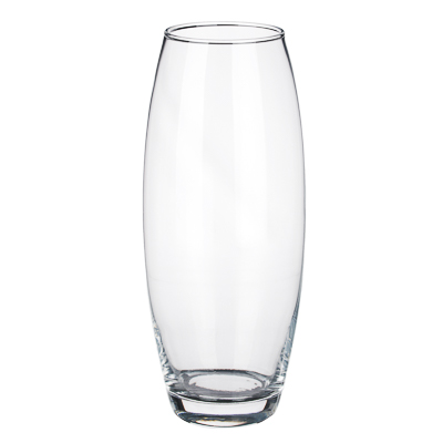"""Pasabahce ваза для цветов стеклянная h-26 см, """"flora"""" - 1"""