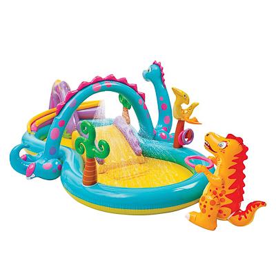 Игровой центр Intex Dinoland Play Center 57135 - 1