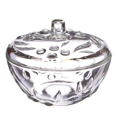 """Сахарница d.14 см, стекло, PASABAHCE """"Perla"""" - 1"""