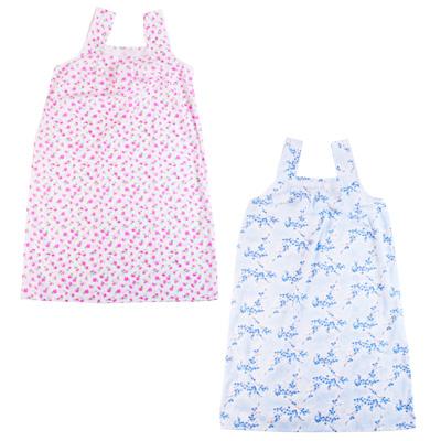 Сорочка ночная женская р.46, 100% хлопок, Анжелика, мод.52, 2 цвета - 1