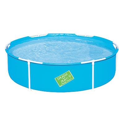 Бассейн каркасный BESTWAY 56283B My First Frame Pool 152х38см - 1