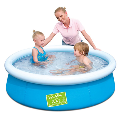 Бассейн детский Bestway Splash and Play 57241 - 1