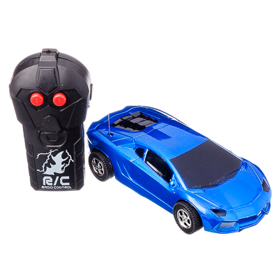 "Машинка на р/у ""Гоночная"", 1:26, пластик, эл.питания 5xAA, 14,5х8х5,5см, 4 цвета, FF168-100 - 1"