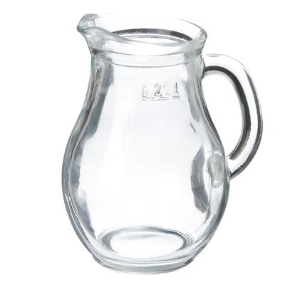 PASABAHCE Кувшин Bistro 250мл, стекло, 80100SLB - 1