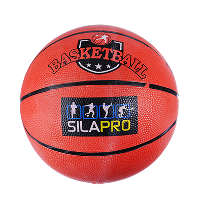 Мяч баскетбольный, размер 7, резина, арт. МК480