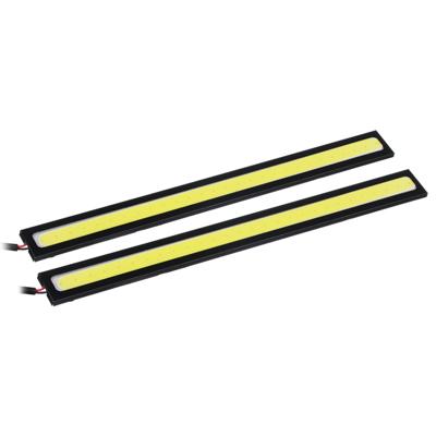 Дневные ходовые огни NEW GALAXY, LED 28шт, метал. корп., 170мм, 12V, белый, 2шт.