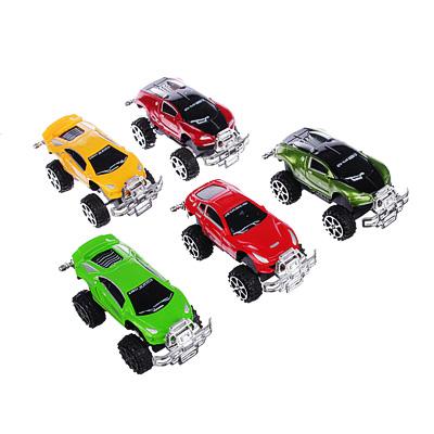 """Машинка инерционная """"Спортивная"""", пластик, 12х7х6,5см, 12 цветов, 399-64D - 1"""