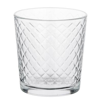 """Стакан стеклянный низкий 250 мл, """"Кристалл"""" - 1"""