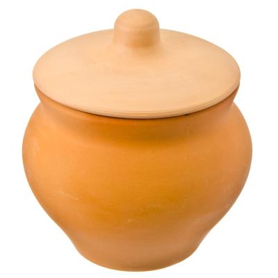 Горшок для запекания 500 мл Традиция, керамика - 1