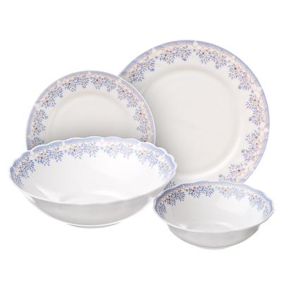 """Набор столовой посуды 19 предметов, MILLIMI """"Аполлон"""" - 1"""