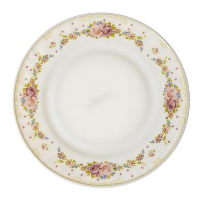 MILLIMI Вероника Тарелка десертная, опаловое стекло, 20см, HP80T-15068 - 1