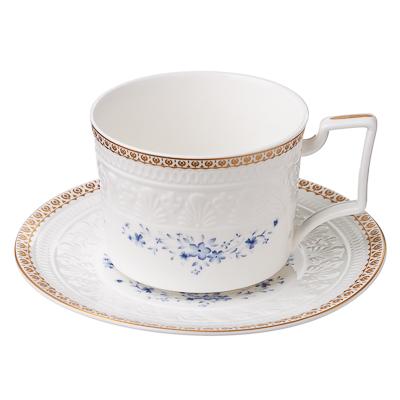 MILLIMI Джулия Набор чайный 12 пр., 300мл, костяной фарфор - 1