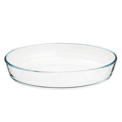 Формы для запекания 2 л SATOSHI, жаропрочное стекло - 1