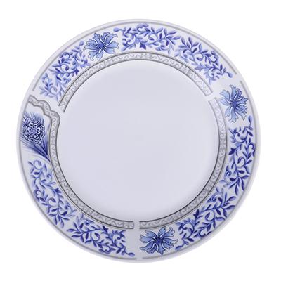 """Тарелка десертная фарфоровая, 19 см, """"Кружево"""" - 1"""