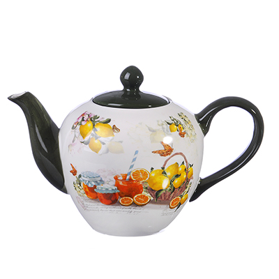 MILLIMI Лимонад Чайник заварочный, 1200мл, керамика - 1