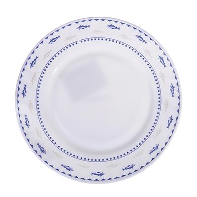 MILLIMI Ванда Тарелка десертная, опаловое стекло, 20см, HP80T-17027C - 1