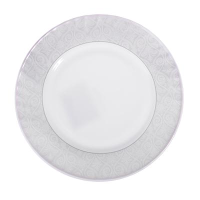 "Тарелка десертная, опаловое стекло, 20 см, MILLIMI ""Беата"" - 1"