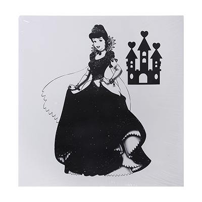 """ХОББИХИТ Картина """"Силуэты"""", стразы, легкий пластилин, основа, 20х20см, 8-12 дизайнов - 1"""