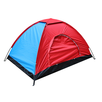 Палатка 2-местная ЧИНГИСХАН Стандарт, 195х145х110см, нейлон 170T, дно оксфорд 150D - 1