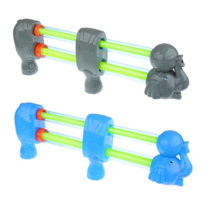 Ружье водное помповое, пластик, 41х14х5см, 2 цвета - 1