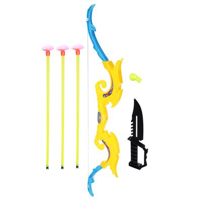 Набор игровой Оружие: Лук со стрелами, 6 пр., PP, PVC, 12х53х2см - 1
