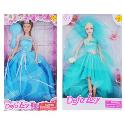 ДЕФА ЛЮСИ Кукла с аксессуарами, 29см, пластик, полиэстер, 2 дизайна - 1