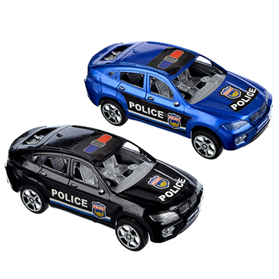 Машина Полискар, инерционная, пластик, 17х5х7см, 2 цвета - 1