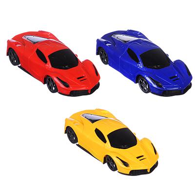 Машина Спортивная, инерционная, пластик, 20х5х8см, 3 цвета - 1