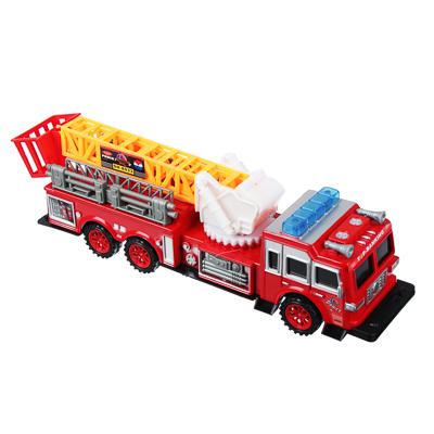ИГРОЛЕНД Пожарная машина 32,5см, инерционная, PS, 33,5х9,3х8см - 1
