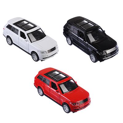 Машинка Классическая 11см, металлическая, 11х4х4,5см, 3 дизайна - 1